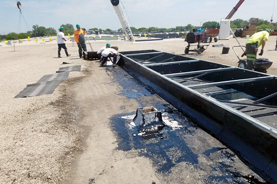 Flat Roofing Maintenance