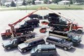 Carlson Racine Roofing Fleet
