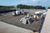 Twin Disc Roof Installation Project