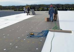 TPO (Thermoplastic) Roofs