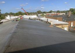 EPDM (Rubber) Roof Systems