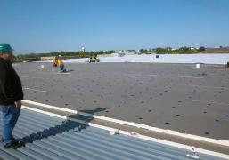 PVC Roof Systems